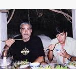 Cesar & Pippi en Singapur 2002