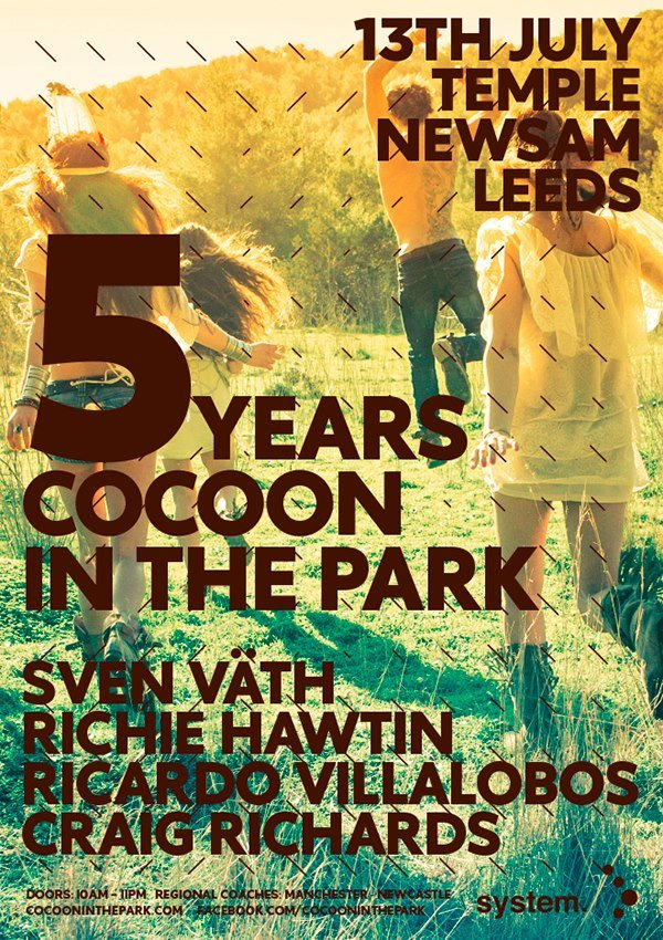 Cocoon in the Park 2013