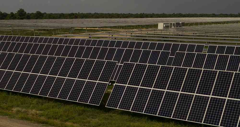 Colombia energía solar
