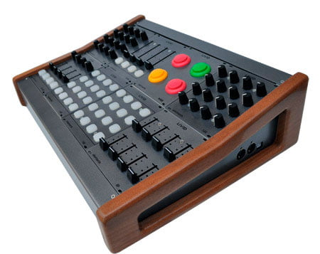 Controladores MIDI a medida o personalizables
