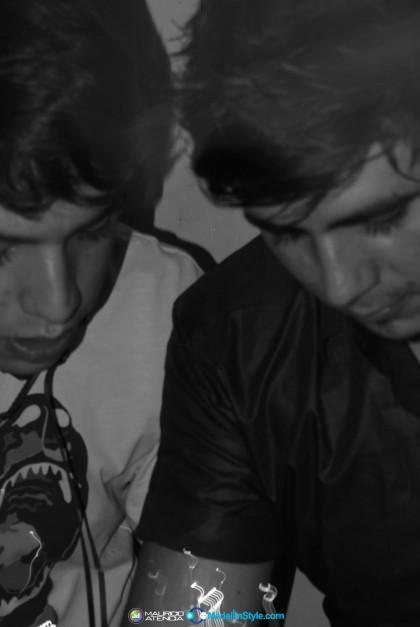 Jorge Jara & Nikol Claude