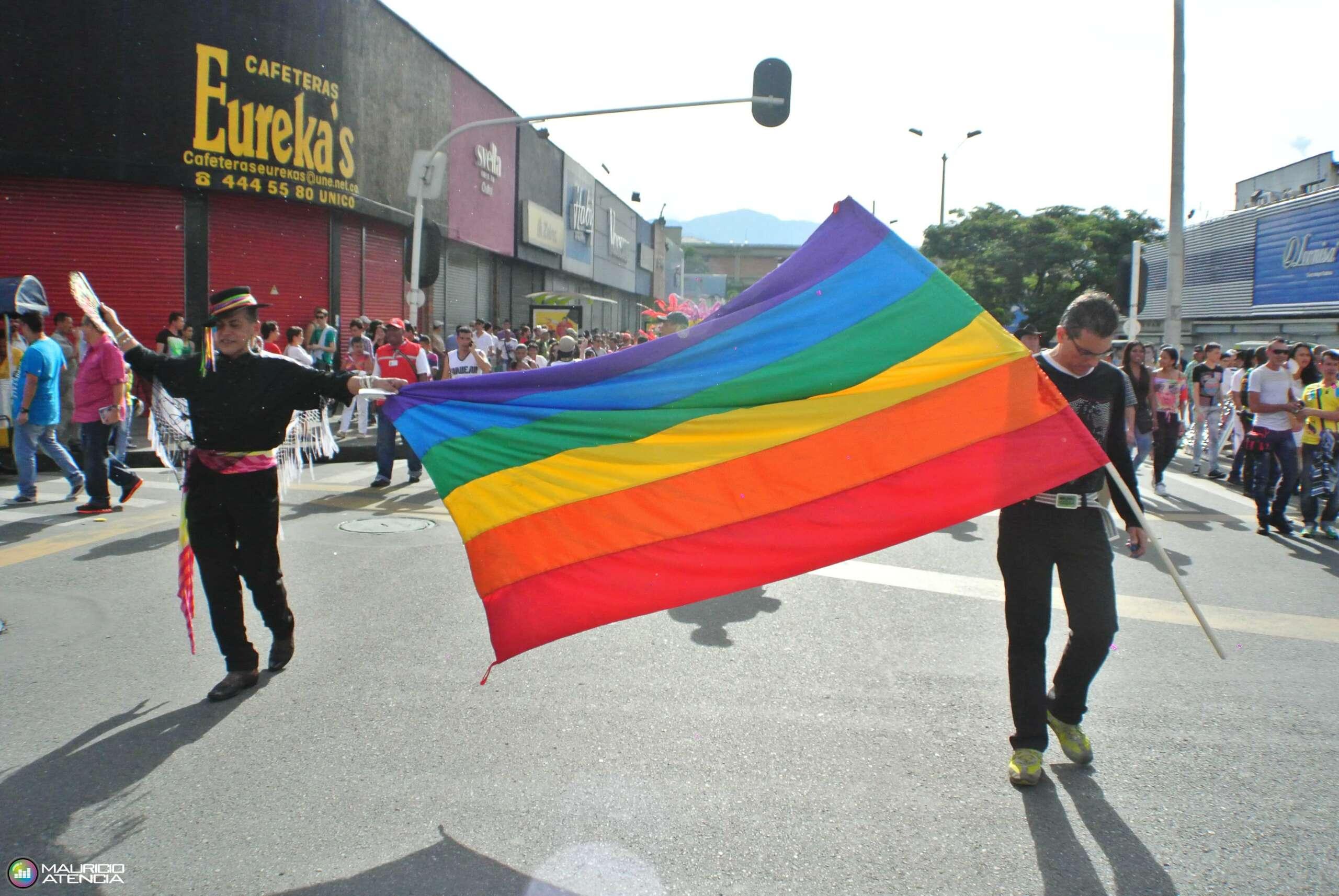 Medellín celebro la Marcha por la vida, la diversidad sexual y de genero