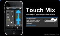 Deadmau5 iPhone DJ software app: Touch Mix