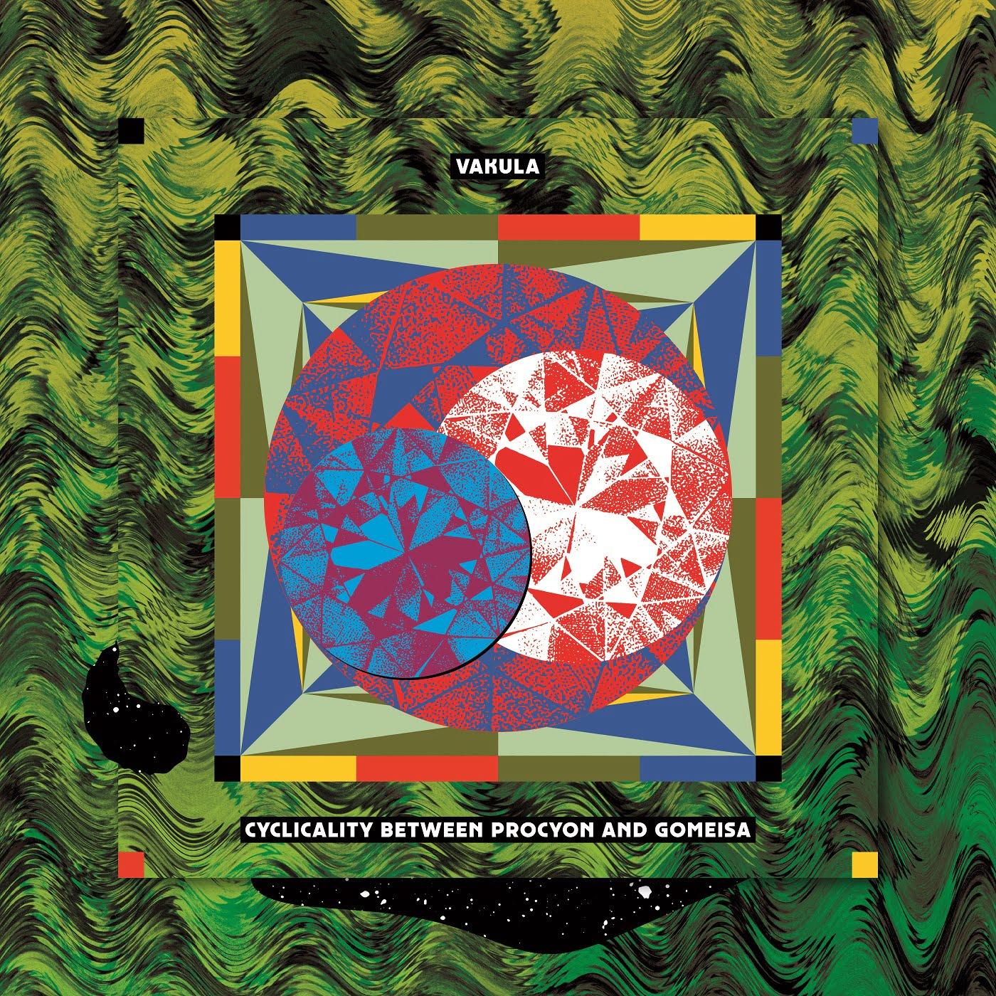 Dekmantel comparte el nuevo álbum de Vakula