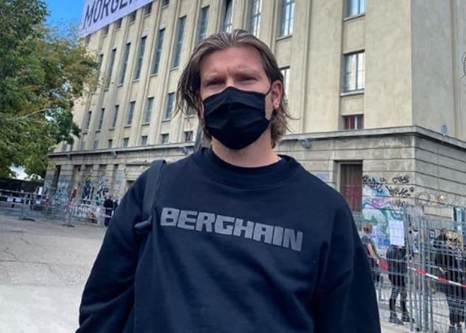 Marcel Dettmann aceptó debutar en el sello Seilscheibenpfeiler de Monkeytown