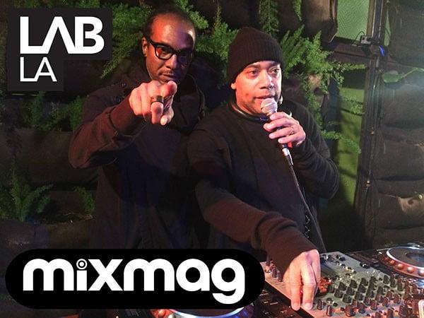 Disfruta el Mixmag Lab de Carl Craig y Stacey Pullen