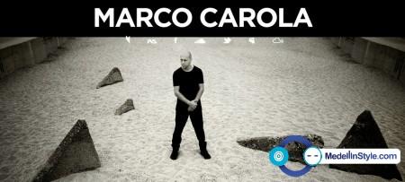 Disfruta el nuevo Mix de Marco Carola