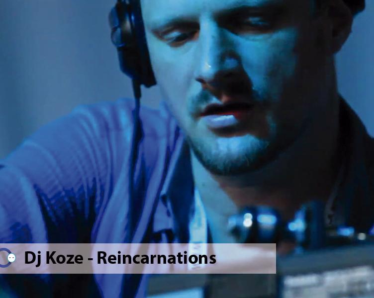 Dj Koze y su serie Reincarnations