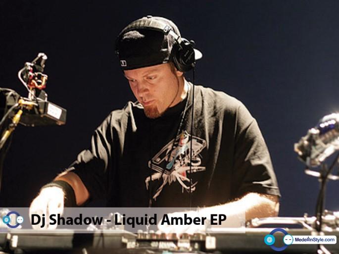 Dj Shadow estrenara sello y EP