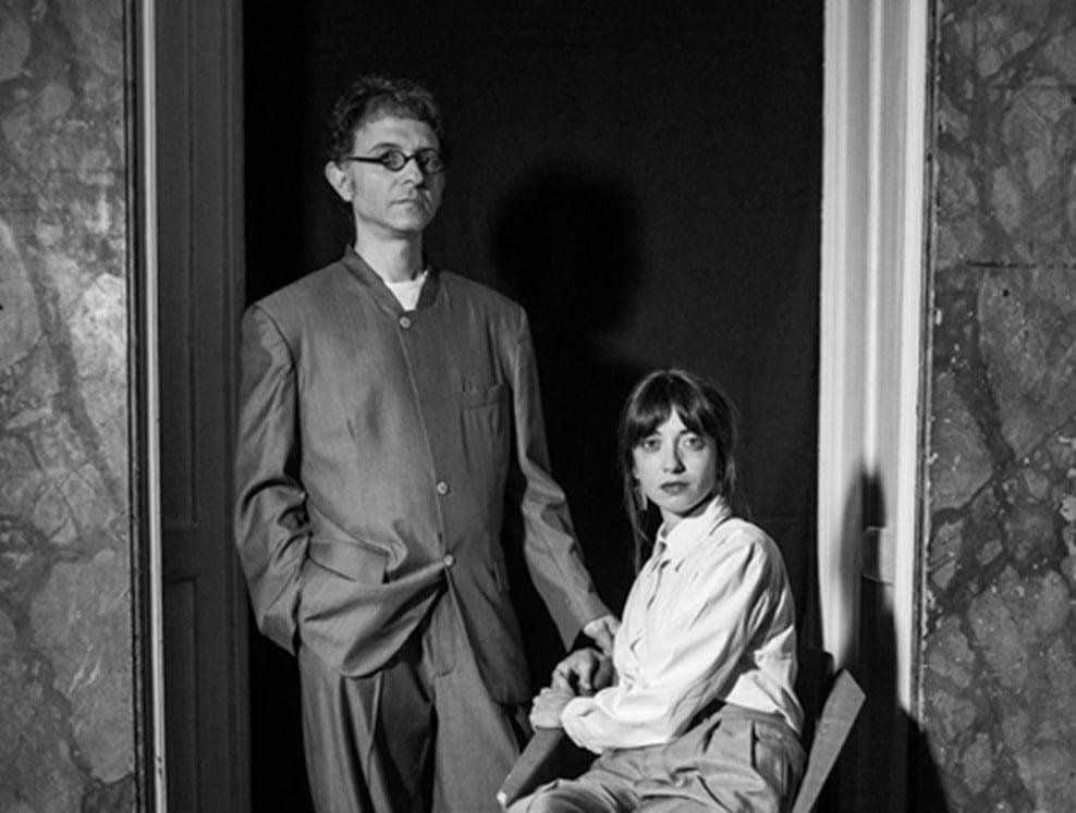 Donato Dozzy y Eva Geist debutarán en Raster con un álbum de synth-pop