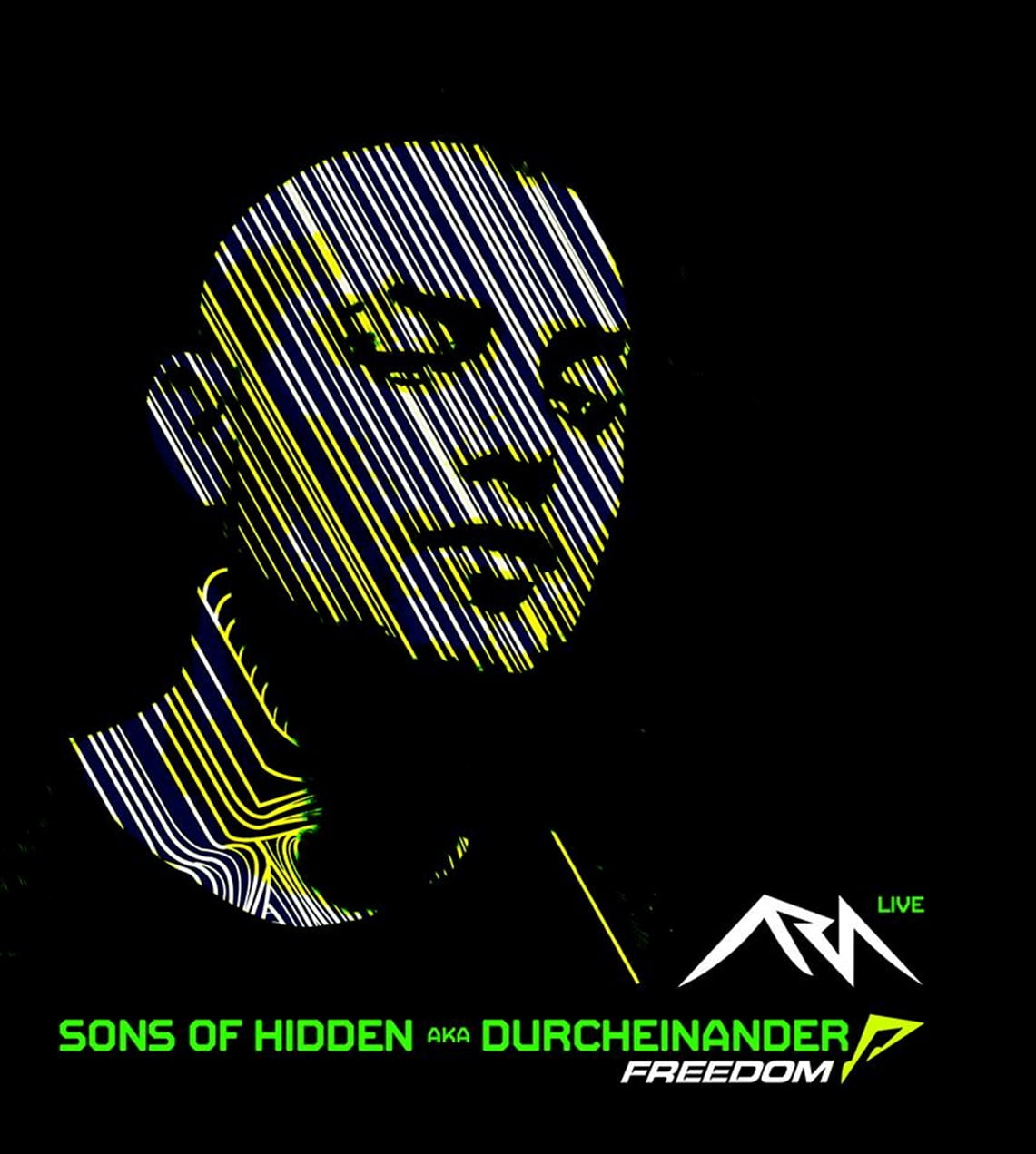 Durcheinander aka Sons Of Hidden live en el FREEDOM 2019