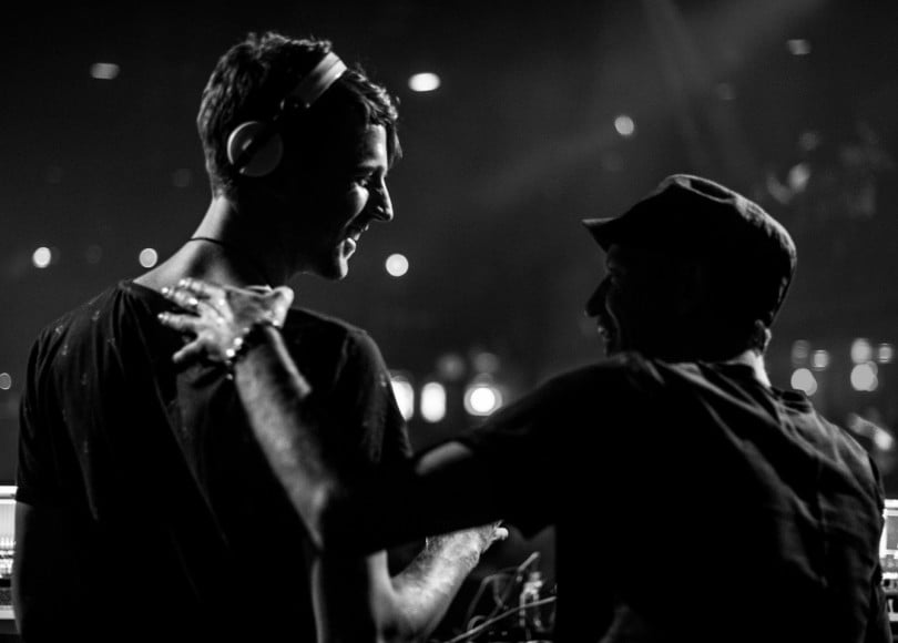 Egbert & Secret Cinema estrenan remix para Guy J