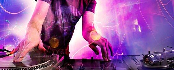 El DJ como Actor el Actor como DJ