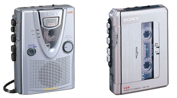 El fin de las grabadoras de cassette