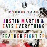 El nuevo lanzamiento de Justin Martin & Eats Everything