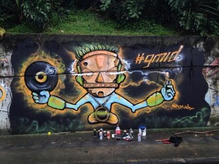 En acuerdo con la Alcaldía, Medellín tendrá una ruta unificada de grafitis