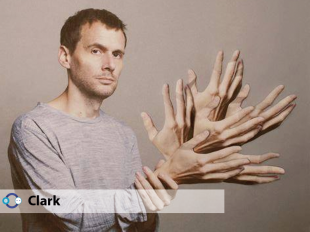 Escucha: Clark – The Grit In The Pearl