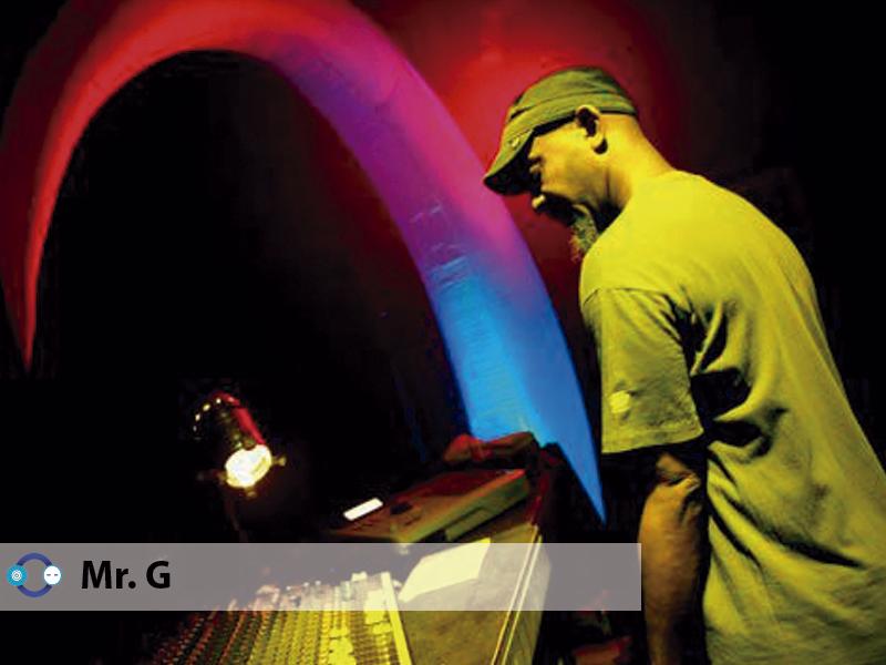 Escucha el nuevo álbum de Mr. G
