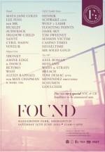 FOUND Festival 2013