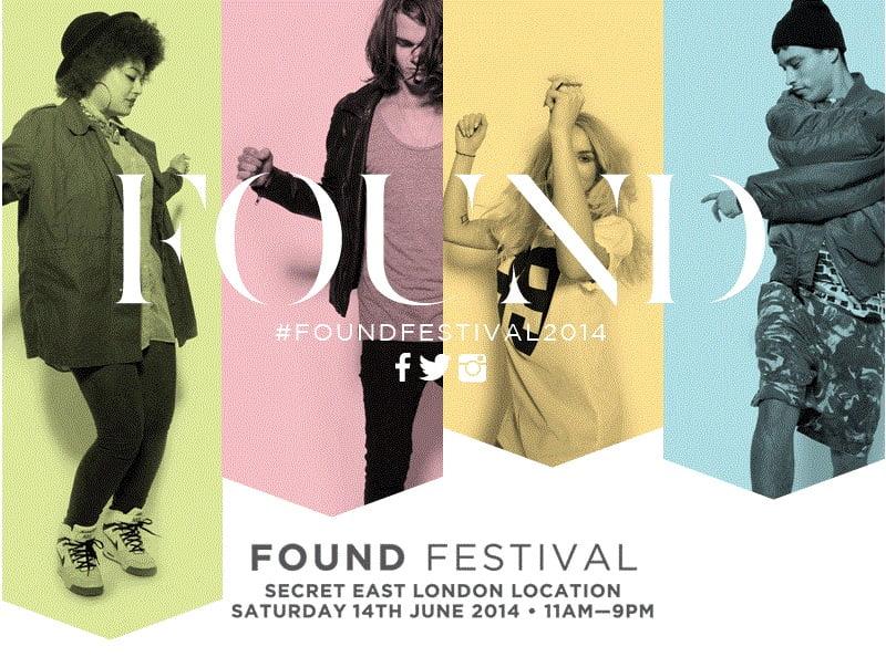 FOUND Festival 2014