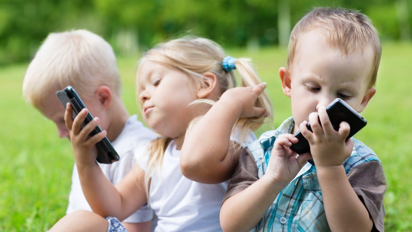 Dales Más Música: Los nuevos niños son Idiotas gracias a la Technología?