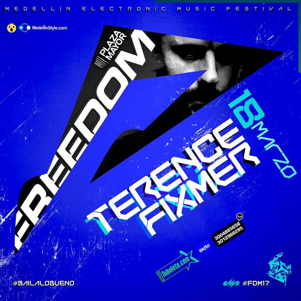Biografía Freedom: Entra y sumérgete en la extensa carrera de Terence Fixmer