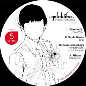 Galaktika Records celebra sus 5 años con una Compilacion