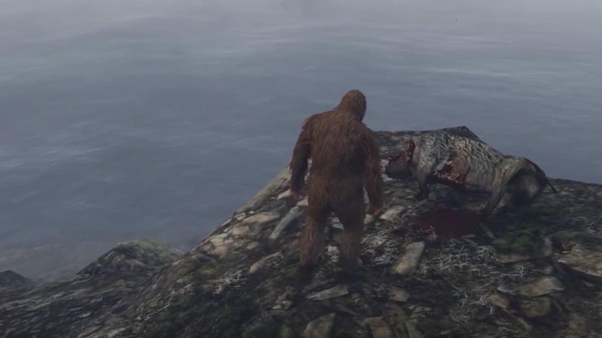 Comer suficiente Peyote en GTA pondrá Pelear a Pie Grande contra el Hombre Lobo