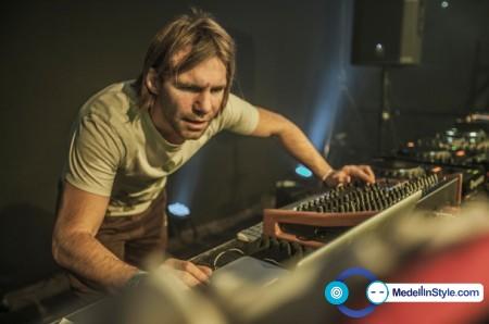 Gabriel Ananda y su Soulful Techno