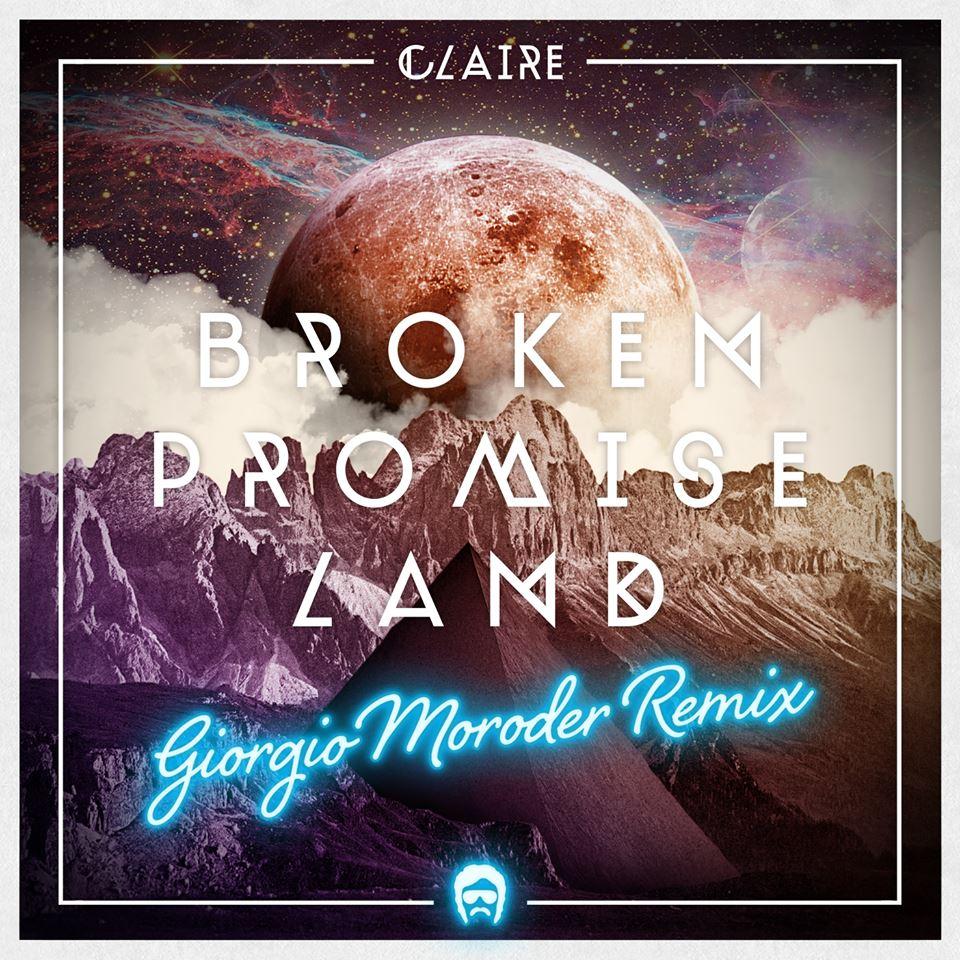 Giorgio Moroder le hace remix a Claire