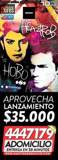 HEARTTHROB + HOBO