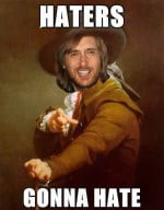 Haters Gonna Hate david guetta