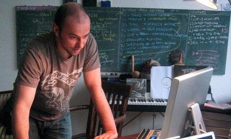 Henrik Schwarz lanzara 4 LPs en el 2011