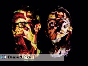 Hotflush anuncia EP de Dense & Pika