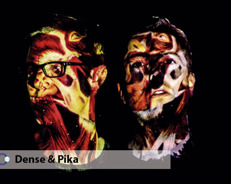 Hotflush anuncia EP de Dense Pika