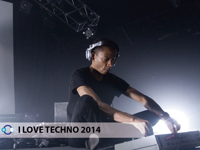 I LOVE TECHNO 2014