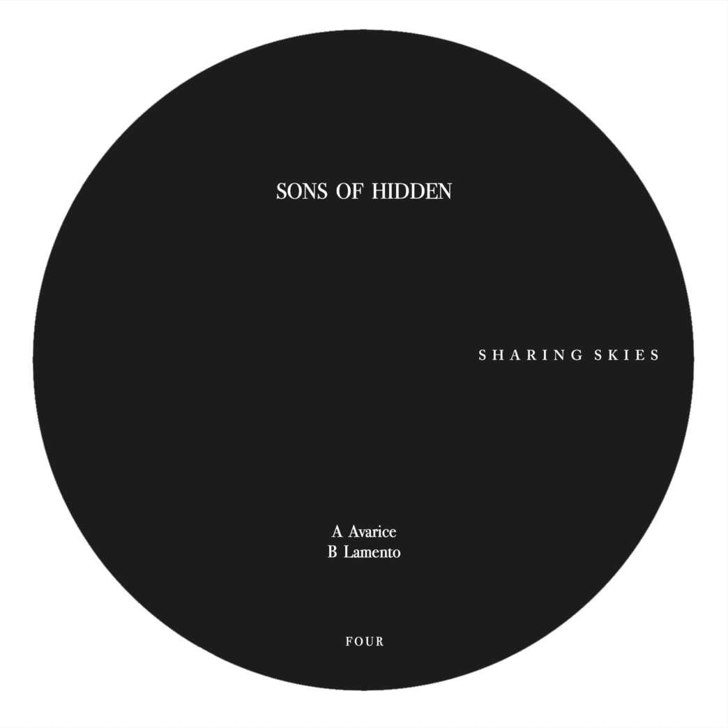 SONS OF HIDDEN presenta su primer lanzamiento en vinilo del 2021