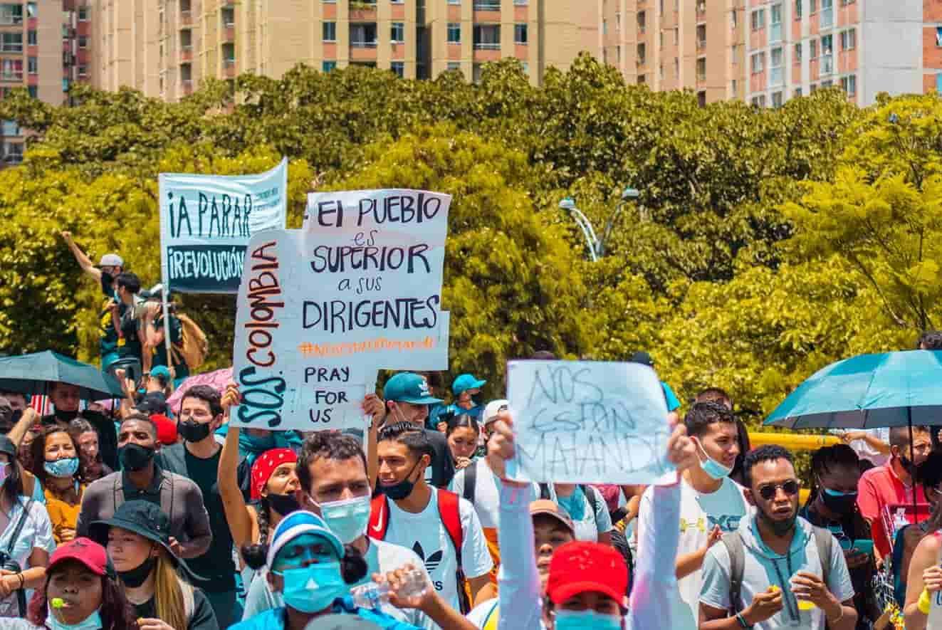 Consejos para protestar pacíficamente de forma segura