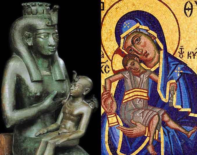 Navidad: los jeroglíficos egipcios antiguos que muestran un significado sorprendente detrás de la palabra