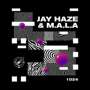 M.A.L.A. y JAY HAZE colaboran con 5 pistas en CNTXTS1024