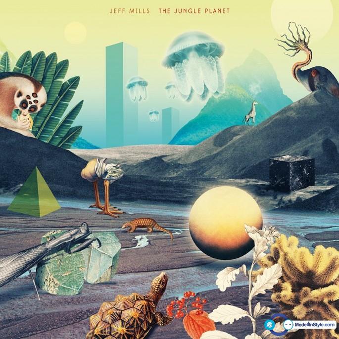 Jeff Mills – The Jungle Planet