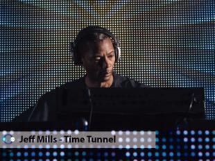 Jeff Mills habla de Time Tunnel