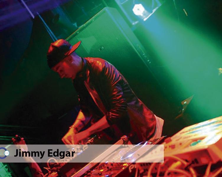 Jimmy Edgar se encarga del próximo FabricLive