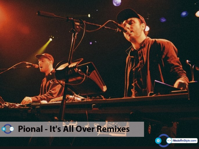 John Talabot anuncia It's All Over Remix y hace regalo