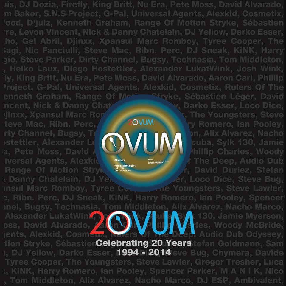 Josh Wink celebra los 20 años de su sello