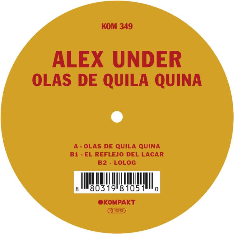 KOM 349 Alex Under
