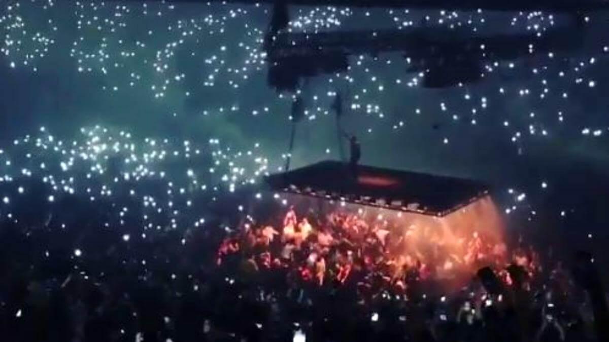 """Kanye West expone a los Illuminati y luego tiene un colapso mental... """"No mandes asesinos a mi Mente"""""""
