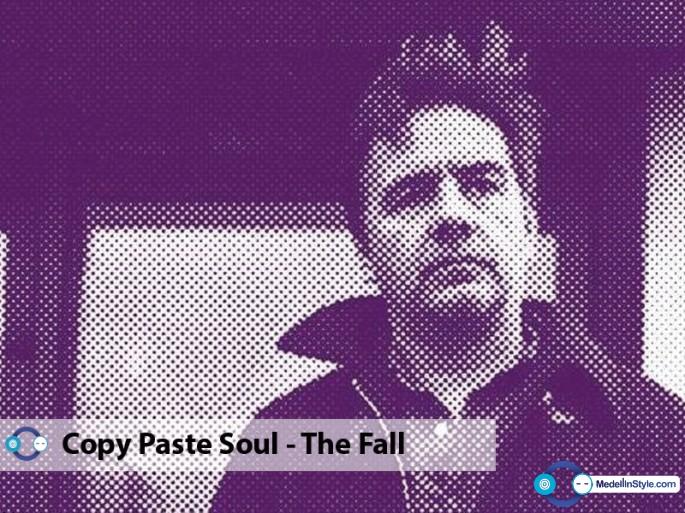 Laurent Garnier y su remix a Copy Paste Soul