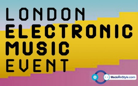 London Electronic Music Event 2014