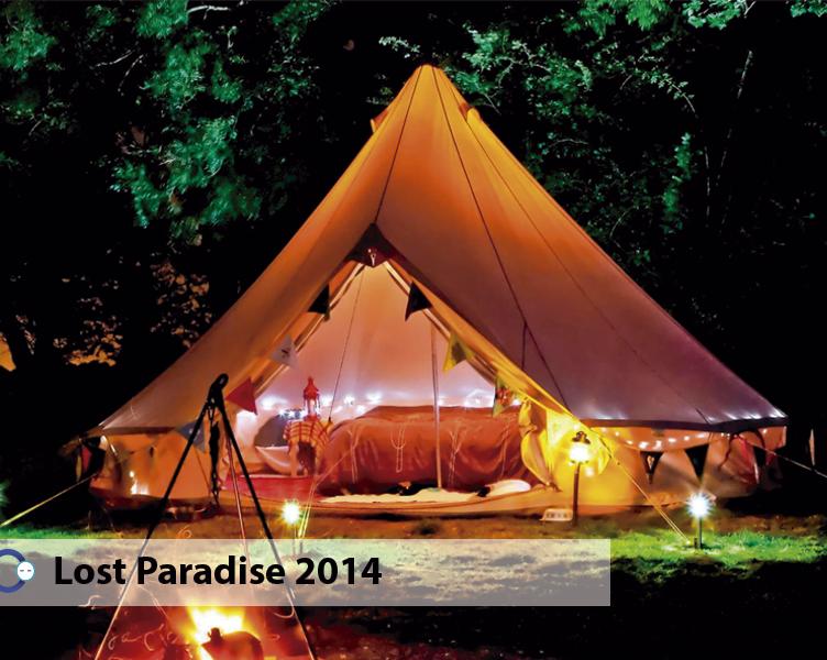 Lost Paradise 2014